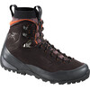 Arc'teryx W's Bora Mid Leather GTX Hiking Boots Redwood/Andromedea